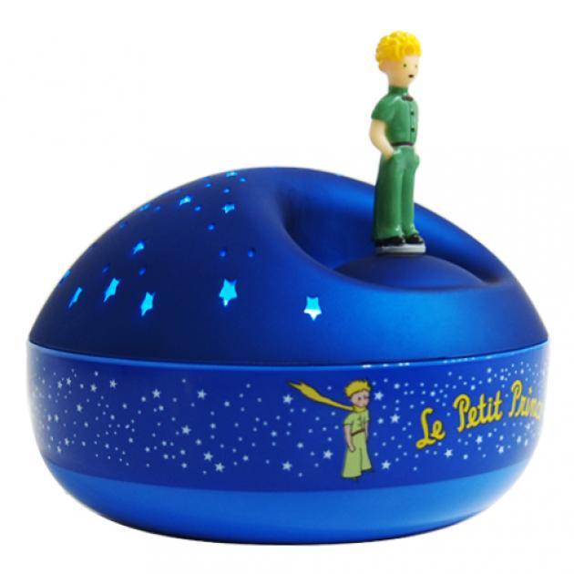 旋轉吧!小王子音樂星星投射夜燈 2