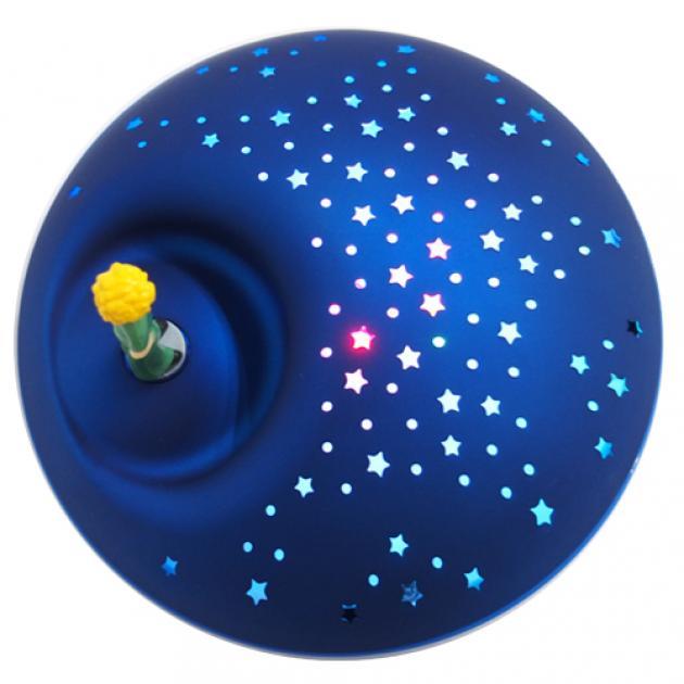旋轉吧!小王子音樂星星投射夜燈 4