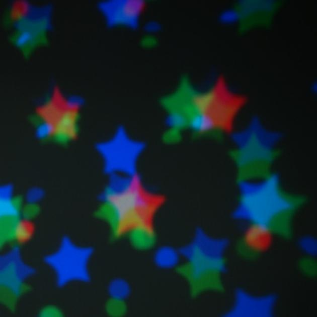 旋轉吧!小王子音樂星星投射夜燈 5