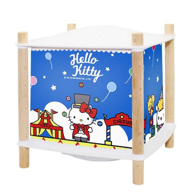 Hello Kitty馬戲團魔法星星投射走馬燈 1
