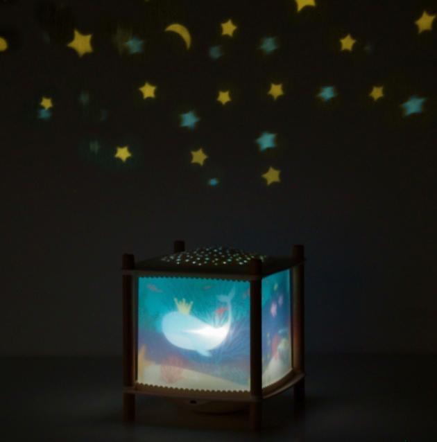 海洋世界魔法星星投射走馬燈 4