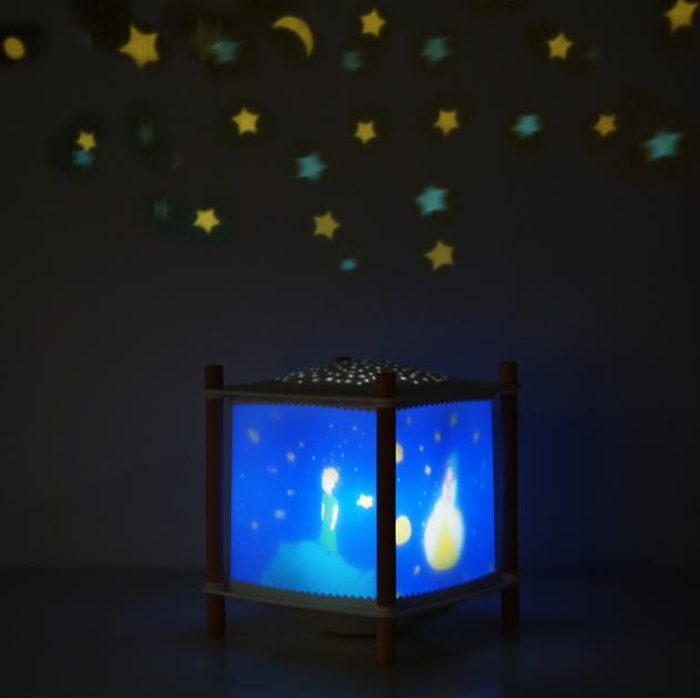 Le Petit Prince 小王子魔法星星投射走馬燈 3